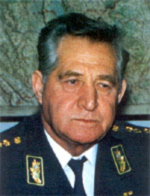 Colonel General Dragoljub Bocinov