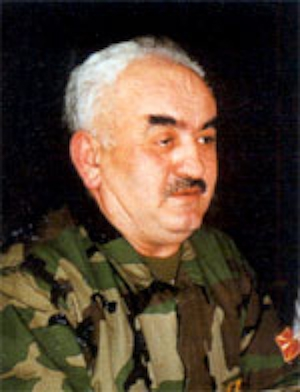 Colonel General Trajche Krstevski