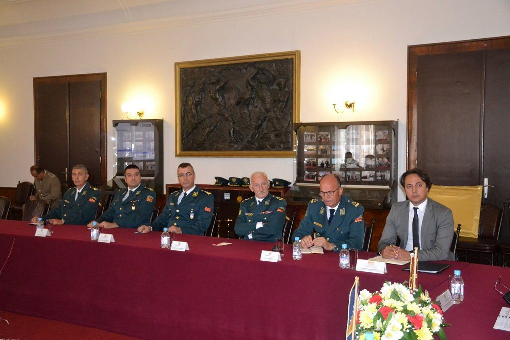 CGS of ARM Visits Armed Forces and MoD of Bosnia and Herzegovina and
