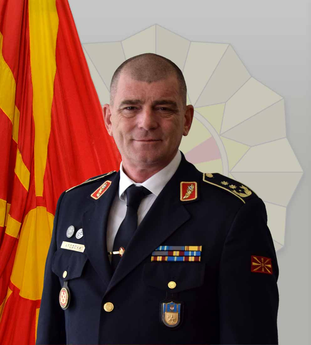 Major General Pavle Arsoski